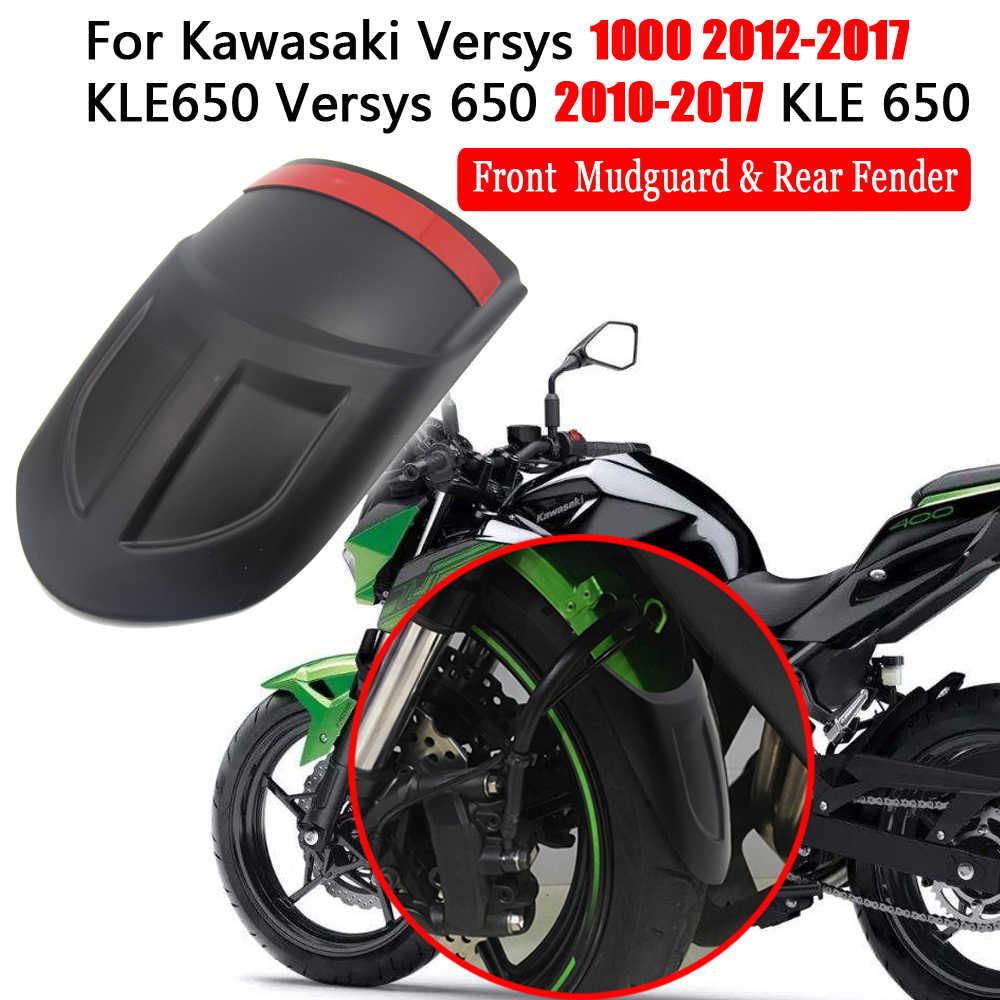 10+ Kawasaki Versys 650 Front Mudguard Extension