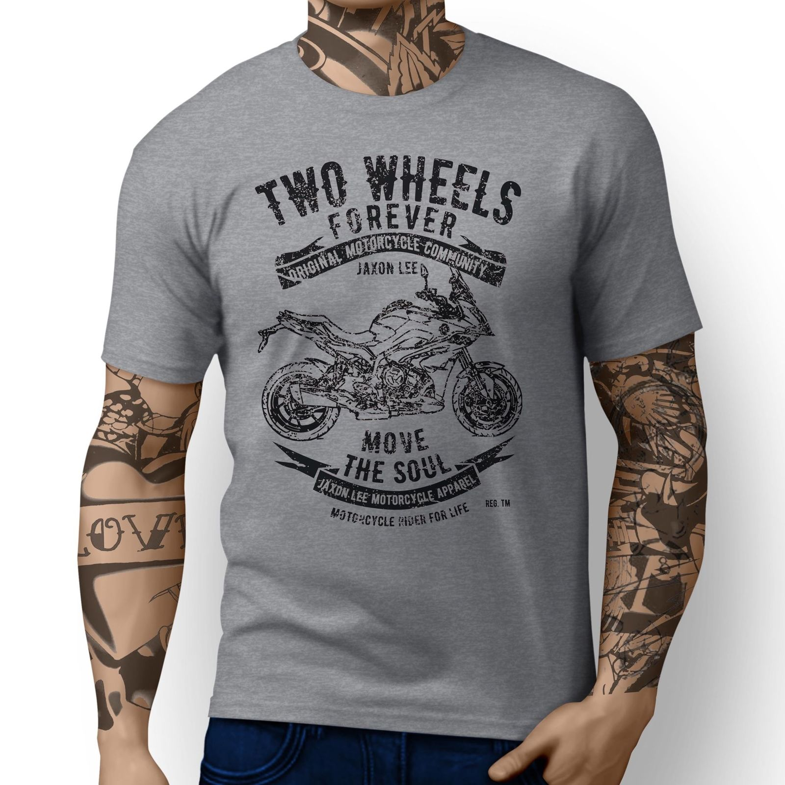 2019 Fashion Free shipping Germany Classic Motorbike S1000XR 2019 inspired Motorcycle Art design T-shirts Tee shirt