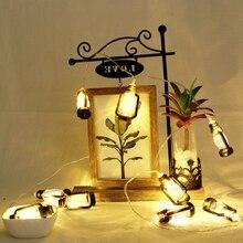 Lantern for Temple Home Golden Garland Festival Party-Supply Light-String Ramadan Eid