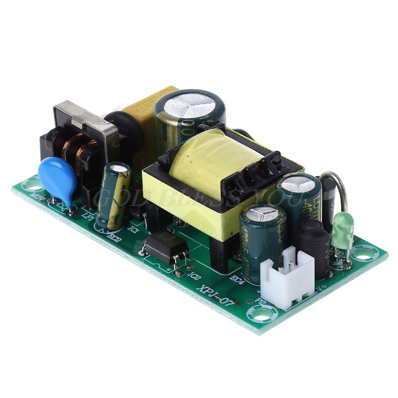 AC-DC <font><b>12V</b></font> <font><b>1.5A</b></font> Switching <font><b>Power</b></font> <font><b>Supply</b></font> Module AC100-265V Board For Replace Repair image