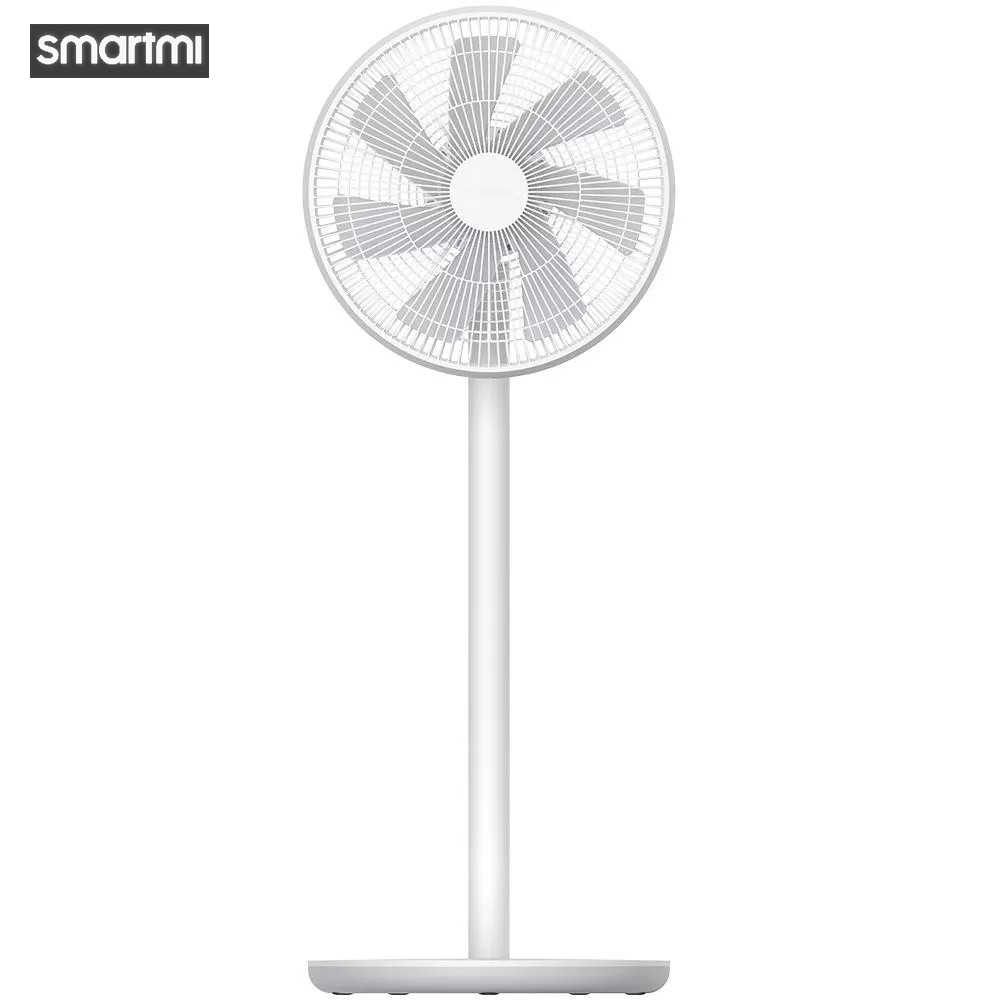 2020 New Version Smartmi Natural Wind Pedestal Fan 2 With MIJIA APP Control DC Frequency Fan 20W