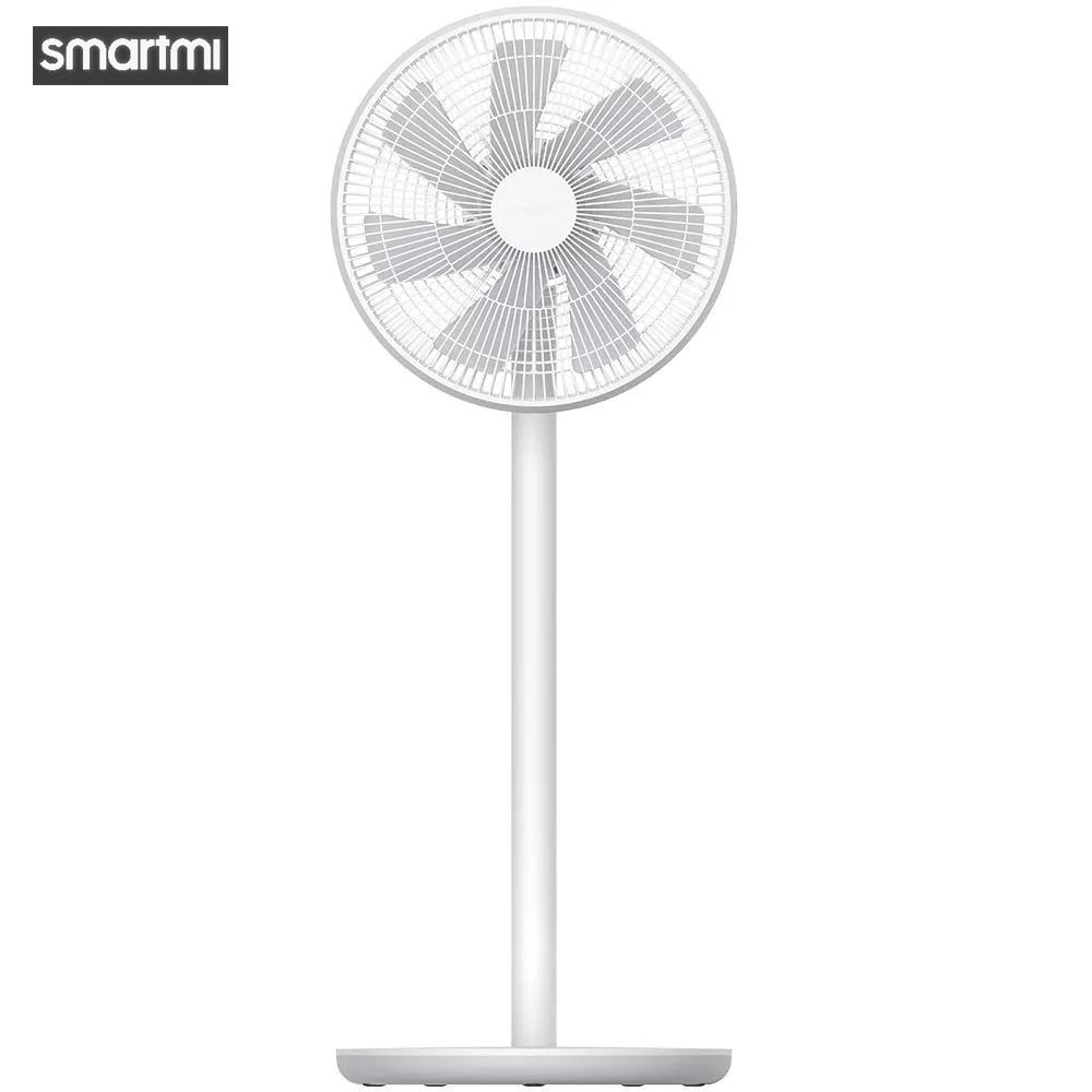 2020 New Version Smartmi Natural Wind Pedestal Fan 2 With MIJIA APP Control DC Frequency Fan 20W