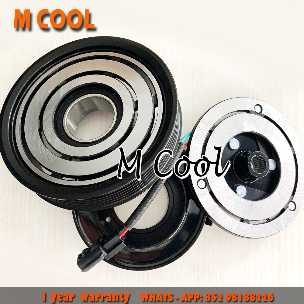 For puller compressor clutch AC Clutch Nissan X TRAIL T31 2 5L 92600 ET82A 92600 JG300 92600 JG30A 92600 JG30B in Air conditioning Installation from Automobiles Motorcycles