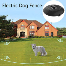 Pet Electric Fence Dog Waterproof Electronic Training Collar Underground Fence Containment 1 to 1/2/3 dogs