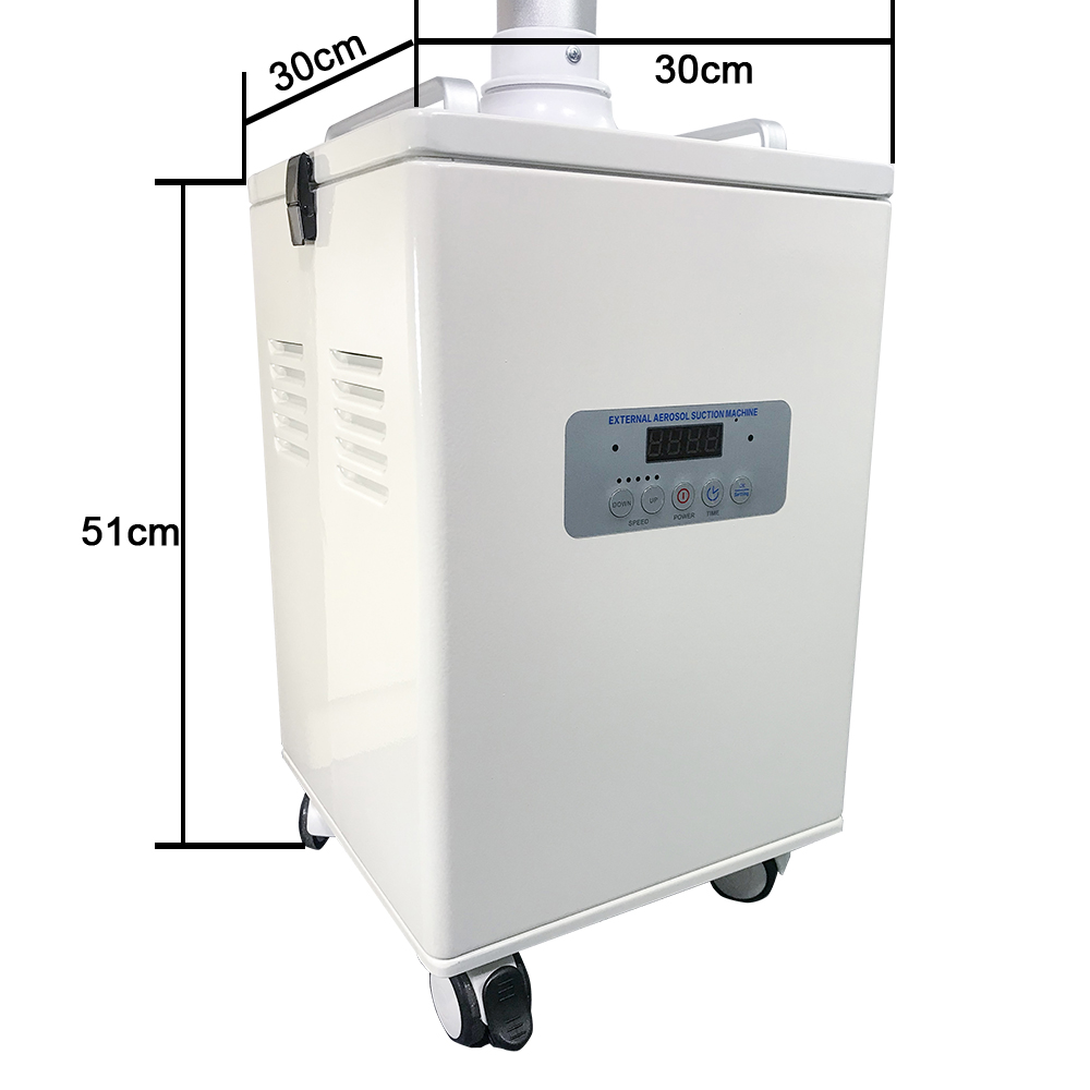 Tools : Dental External Oral Suction Device Aerosol Suction Machine WD85 HOT SALE