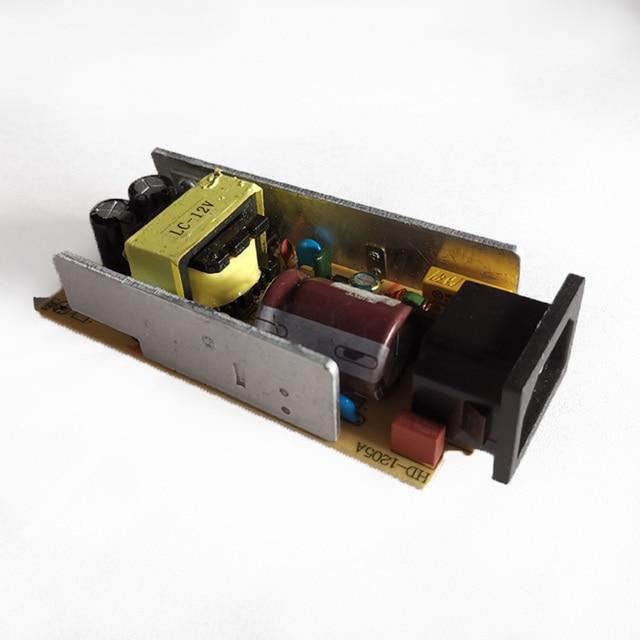 Bordo di potere dellaffissione a cristalli liquidi 100 240V del modulo dellalimentazione elettrica di commutazione di 12V 5A con protezione di cortocircuito di sovracorrente di sovratensione del commutatore