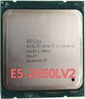 Intel Xeon E5 2650LV2 CPU SR19Y 1 70 GHz 10 25M LGA2011 E5 2650LV2 E5 2650L V2 procesador envío gratis E5 2650L V2|CPUs|Ordenadores y oficina -