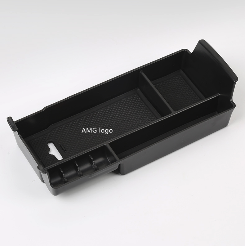 lowest price For Mercedes benz A Class W177 A180 A200 2019 Car Interior Center Console Armrest Storage Box For B GLB Class W247 X247 2020
