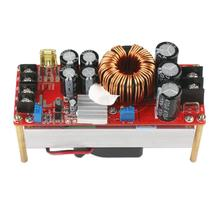 1500W 30A DC-DC Boost Converter Step-up Power Supply Module In 1060V Out 1290V Double Sendust Magnet Non-isolated Step-up Module 1500w dc dc step up boost converter 10 60v to 12 97v 30a constant current power supply module led driver voltage power borad