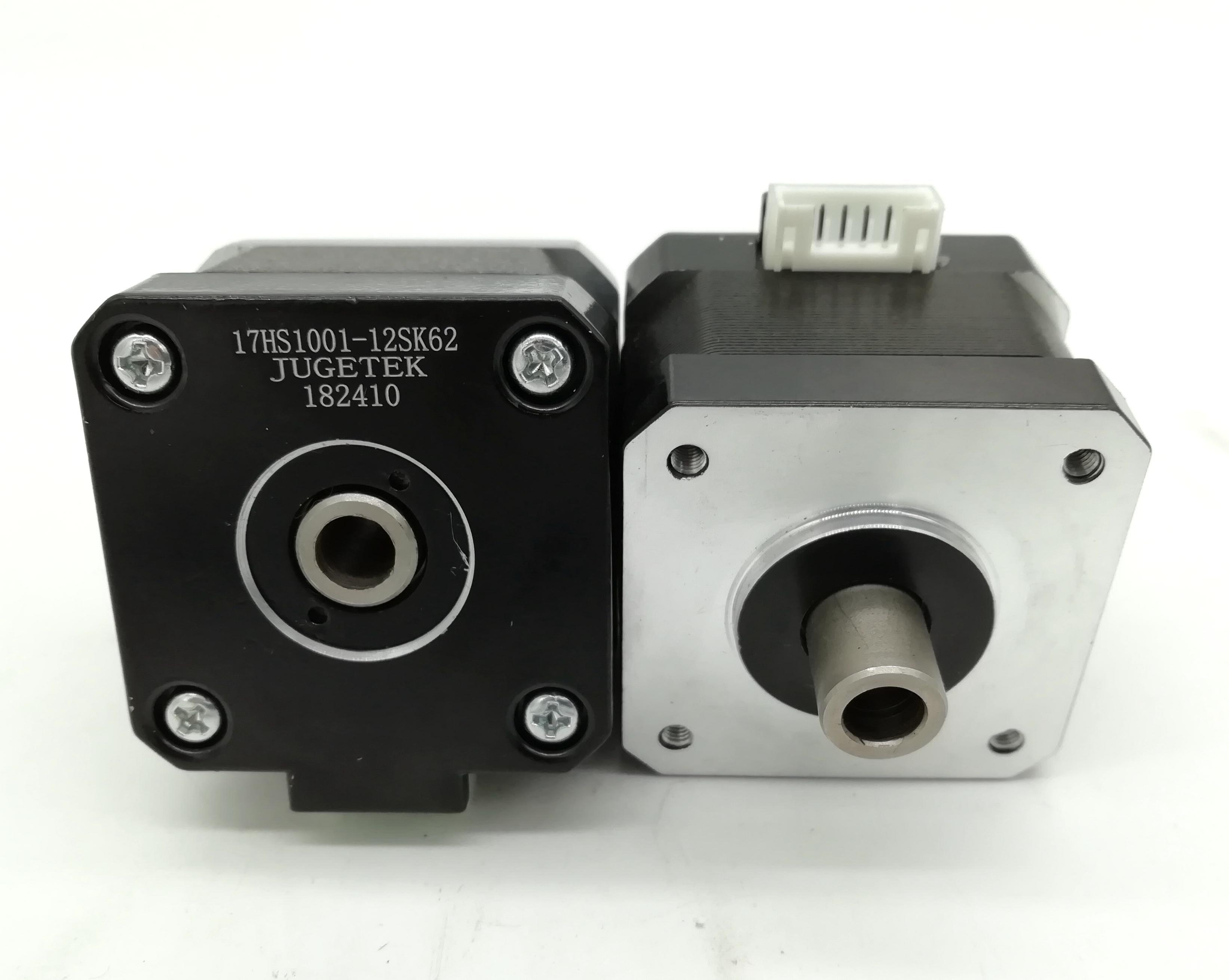 Nema17 Hollow Shaft Stepper Motor 34mm body 12mm Shaft Length|hollow shaft stepper motor|stepper motor|hollow shaft stepper - title=