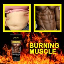 Men's Abdominal Muscle Cream Weight Loss Cream Stronger Muscle Strong Anti Cellulite Body Slimming Loss Product Burning Ointment