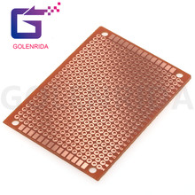 5Pcs 5x7cm 5*7 new Prototype Paper Copper PCB Universal Experiment Matrix Circuit Board