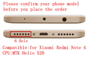 Image 2 - For Xiaomi Redmi Note 4 MediaTek LCD Display Frame Complete Touch Screen Panel Redmi Note4 Note 4 MTK LCD Digitizer Spare Parts
