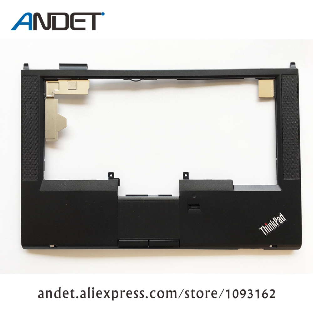 New Original <font><b>Lenovo</b></font> Thinkpad <font><b>T430</b></font> T430i Palmrest Keyboard Bezel Cover 04W3691 0B38939 image