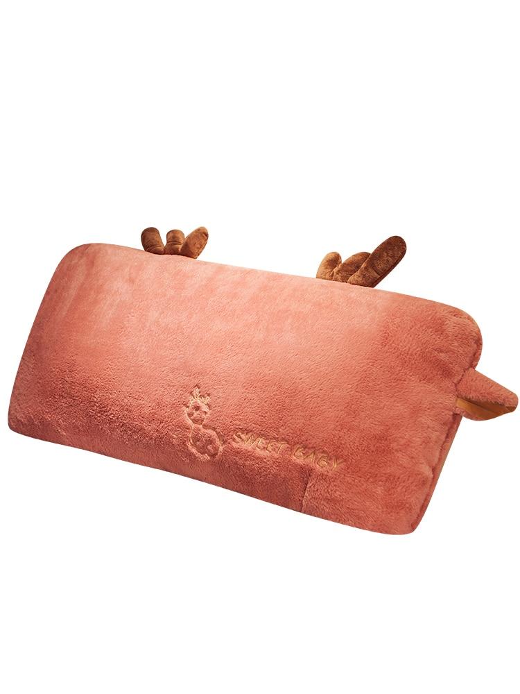 Fabulous Tool for Bed Pillow Cushion Bedside Bedroom Pillow Big Backrest Double Long Pillow Princess Pillow Cute Girl