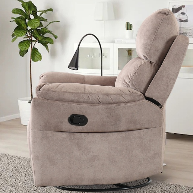 Living Room Swivel Recliner  4