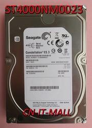 Seagate Constellation ES.3 ST4000NM0023 4 Tb 7200 Rpm 128 Mb Cache Sas 6 Gb/s 3.5