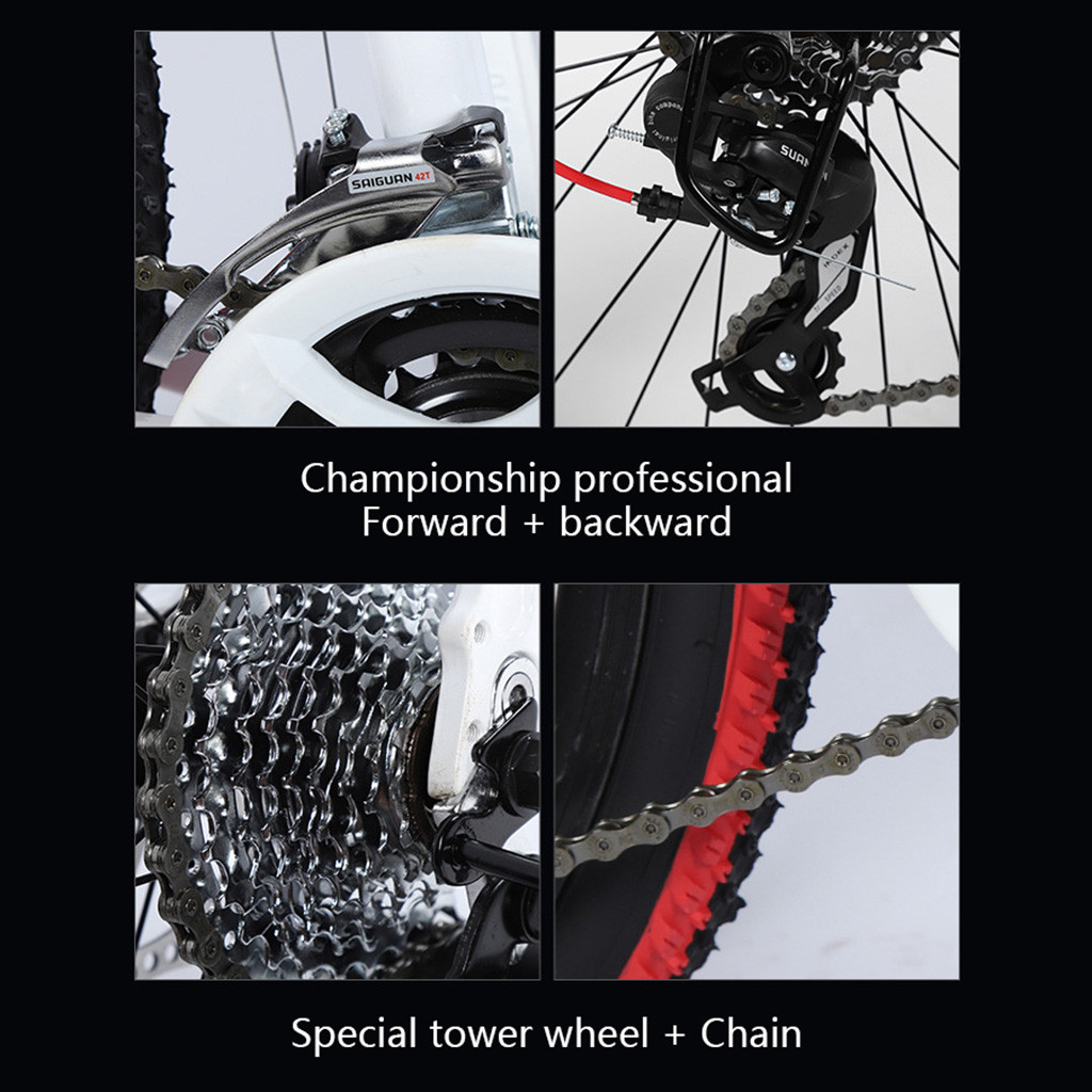 da bicicleta liga de alumínio 26 polegada
