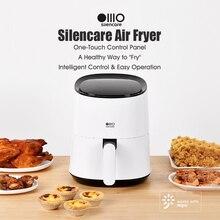 Silencare אוויר הטיגון מגע פקדים 2.5L שמן משלוח בריא עיתוי חכם תפריט עבור Mijia APP בקרת פיצה עוף שבבי סיר