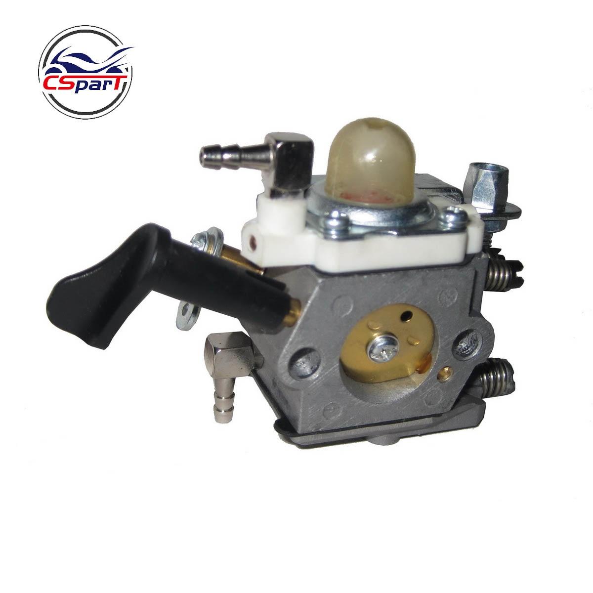 Carburateur Standard pour 47cc 49cc Mini Moto Pocket Bike Dirt Cross ATV Quad PetrolScooter