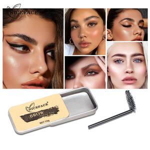 Soap-Kit Cosmetics Eyebrow-Tint-Pomade Brows Makeup-Balm-Styling Lasting Waterproof Gel