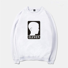 BTFCL Stranger Things Sweatshirt Men/Women Harajuku Cotton Funny Print Movie Crop Hoodie Couples Pullovers
