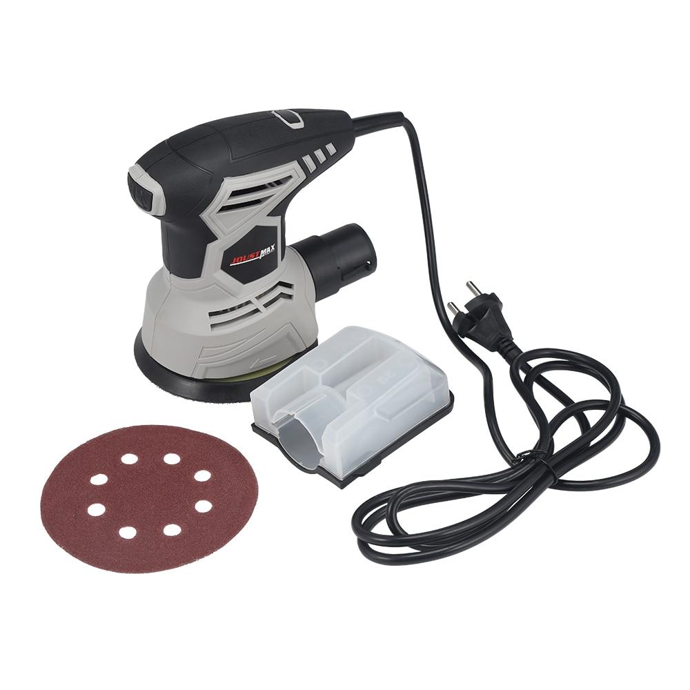 Electric Grinder 220-240V 240W Polishing Orbit Sander Electric Sanding Machine 12000r/min Rotate Sander EU Plug