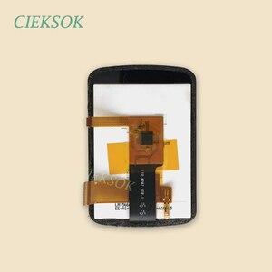Image 3 - Ekran LCD z dotykowy Digitizer dla Garmin EDGE 820 roweru prędkościomierz nawigacja GPS wymiana części zamiennych