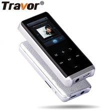 Odtwarzacz TRAVOR MP4 z Bluetooth klawisz dotykowy radio fm odtwarzanie wideo E-book odtwarzacz MP3 hifi gniazdo karty TF maksymalna ekspansja 32GB