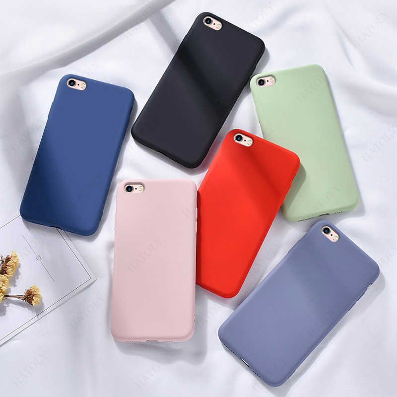 Voor Iphone Se 2020 Case Voor Apple Iphone 11 Pro Max Cover Originele Vloeibare Siliconen Telefoon Case Voor Iphone X xr Xs 5 6 6 S 7 8 Plus