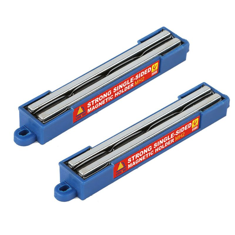 2PCS MH-2 Powerful Magnetic Tools Knives Shelf Widely Use Collecting Holder