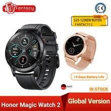 Honor – montre connectée Magic Watch 2, Version globale, 42mm, 46mm, taux d'oxygène dans le sang, Bluetooth, étanche, appels téléphoniques, pour Android et iOS