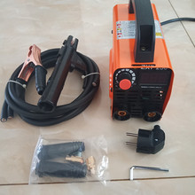 Welding-Machines Inverter Welderg-Tool Electricity ZX7-250 250A Portable IGBT Household