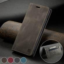 Flip Fall Für Samsung Galaxy A42 5G Fall Leder Brieftasche Matte Abdeckung Für Samsung A51 A71 4G A21S a41 Fall Magnetische Luxus Abdeckung