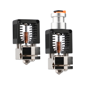 ZANYAPTR tout métal Clone moustique Hotend Kit V6 buse en laiton pour Ender 3 CR10 Prusa I3 MK3S Titan/Bmg extrudeuse 3D pièces d'imprimante