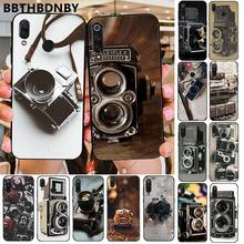Telefoon Case Retro camera DIY Luxe High-end telefoon Case voor Xiaomi 8 9 se Redmi 6 6pro 6A 4X7 note 5 7(China)