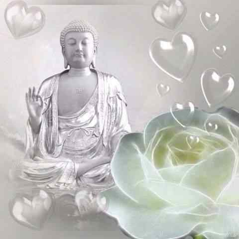 5D Fai da Te Pittura Diamante Complementi Arredo Casa Esercitazione Completa Immagine di Trasparente Statua di Buddha E di Amore