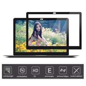 Легкая паста без пузырьков экраны защитная пленка черная рамка для 2016/2017/2018/2019 Новый MacBook Pro Touch Bar/Air Touch ID 13 дюймов