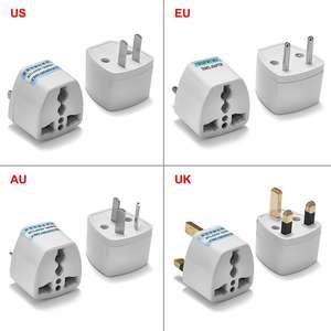 Travel Adapter Charger Socket Outlet Universal Plug Australia American European Japan