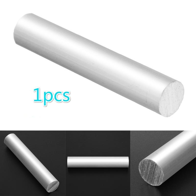 18 мм x 100 мм магниевый стержень высокой чистоты 99.99% Алюминиевый металлический стержень для сварки, пайки, магниевый стержень для выживания в ...