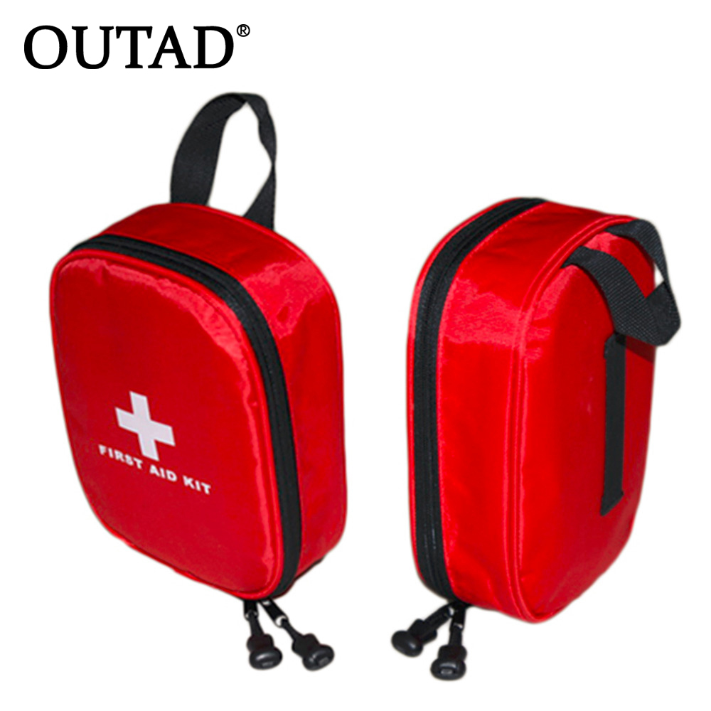 OUTAD Outdoors Emergency Medical Bag Home Camping First Aids Kits Bag Rescue Wholesale