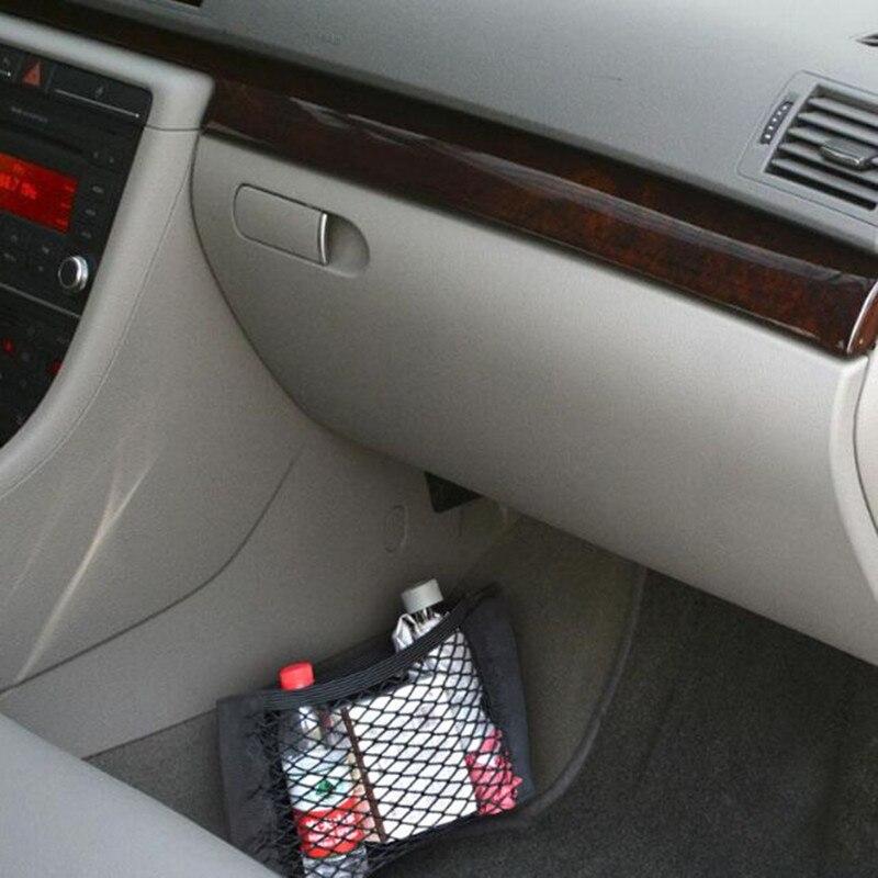 40*25 см ящик для хранения в багажник автомобиля мешок сетчатый карман Стикеры багажник Организатор для Volvo S40 S60 S70 S80 S90 V40 V50 V60 V90 XC60 XC70