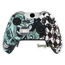 Kit Controller Xbox-One Front-Shell-Housing-Case Elite Patterned Upper Joker Touch Custom