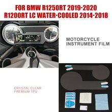 BMW için R1250RT R1250 RT R1200RT LC su soğutmalı motosiklet gösterge paneli çizilmeye karşı korumalı ekran koruyucu Film dashboard