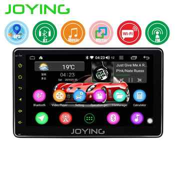 JOYING Single din 7'' Android 8.1 Car Radio stereo Quad Core Head Unit Multimedia NO DVD Player With Mirror Link - DISCOUNT ITEM  20% OFF All Category