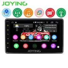 Joying Single 1 Din 7 Android Auto Product Auto Radio Stereo Bril Head Unit Multimedia Geen Dvd speler Tape recorder Cam Dash