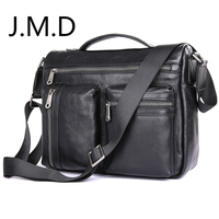 J.M.D High Quality New Men's Single Shoulder Messenger Bag Small Square Bag Handbag 1019