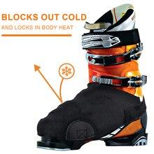 A пара из новых 2021 теплый защитный чехол лыжи ботинок антизамерзание легкий половина ладонь компактный дизайн легко носить и многоразовый