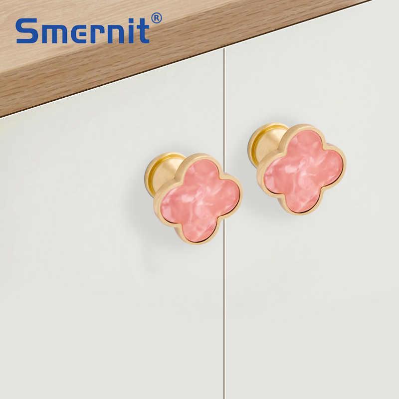 28 mm Laiton Plaqué Dimple Knob Cuisine Placard Cabinet