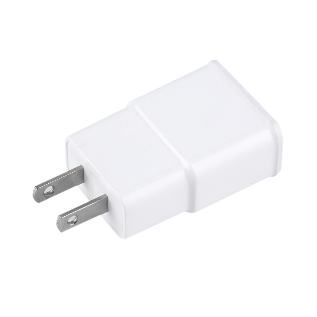 AC Wall Charger Tablet Power Adapter 5V 2A Dual USB 2-Port Travel Charging USA For Mobile Phone PC White US / EU Plug NEW